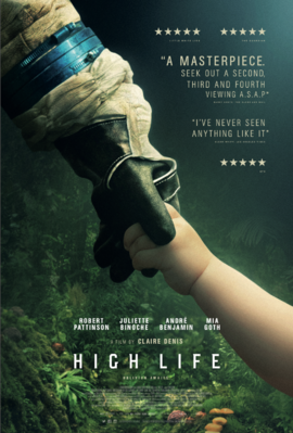 High Life - Poster - United Kingdom