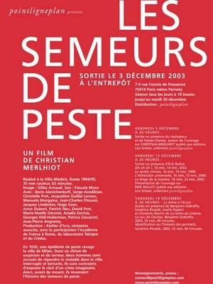 Semeurs de peste (Les) / 仮題:ペストの種をまく男たち