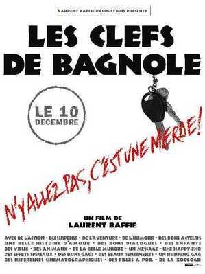 Les Clefs de bagnole / 車の鍵