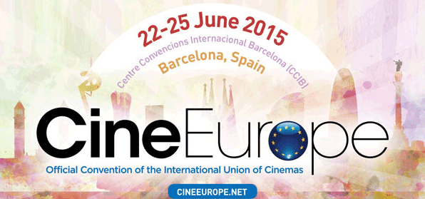 UniFrance at the CineEurope exhibitors' convention