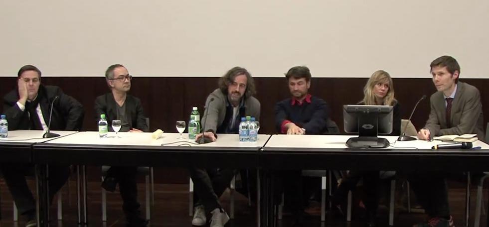 """Table ronde """"Un autre cinéma français"""" à l'ECAL (Suisse)"""