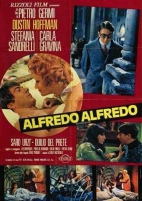 Alfredo Alfredo ! - Poster - Italy