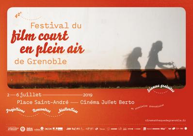 Festival du Film court en Plein air de Grenoble - 2019