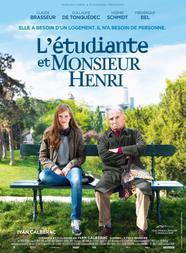 Étudiante et Monsieur Henri