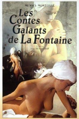 Les Contes galants de Jean de la Fontaine - Jaquette VHS France