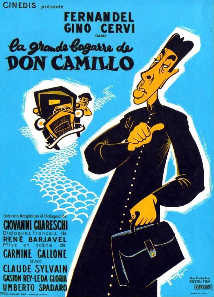 Don Camilo y el honorable Peppone (La revancha de Don Camilo)