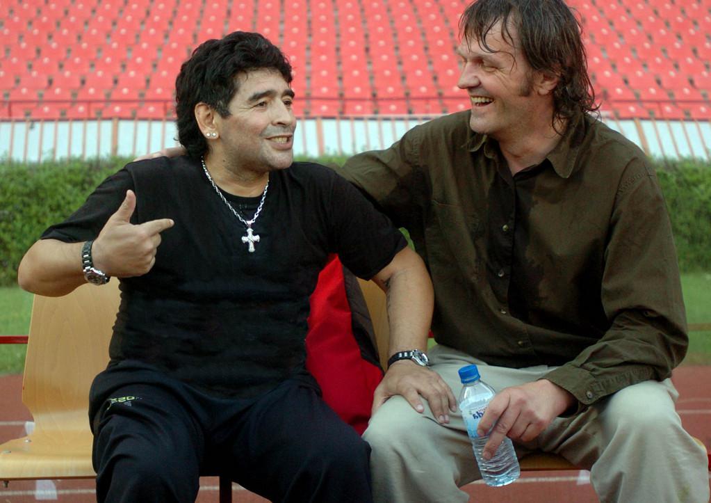 Diego Maradona - © Wild Bunch