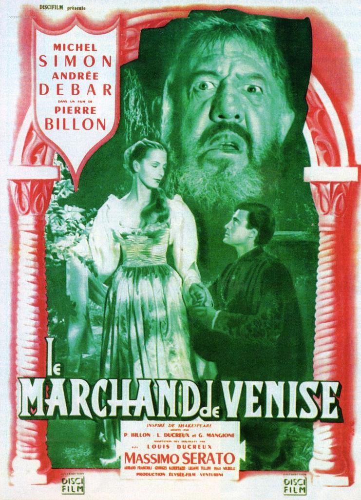 Le Marchand de Venise