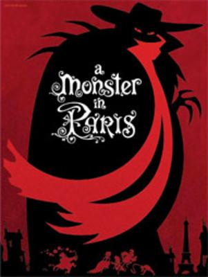 Un monstre à Paris - Poster - Trailer