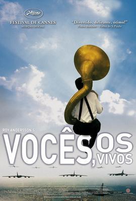 Toi qui es vivant - Poster - Brazil