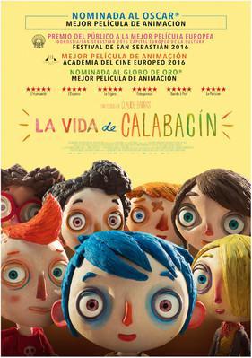 Mi vida de Calabacín - Poster - Spain