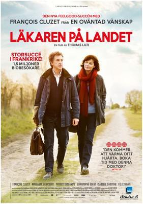 Un Doctor en la campiña - Poster - Sweden