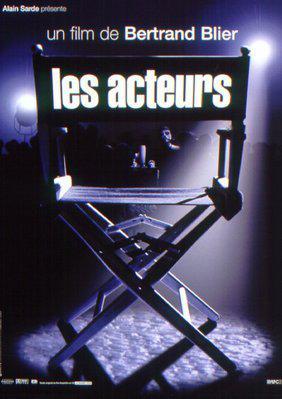 Los Actores - Poster - France