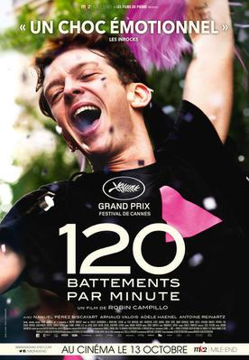 120 battements par minute - Poster - Quebec