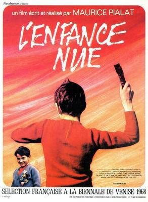 L'Enfance nue - Poster France