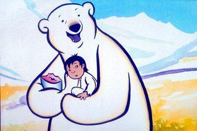Enfant qui voulait être un ours (L')