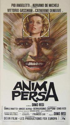 Alma perdida - Poster Italie