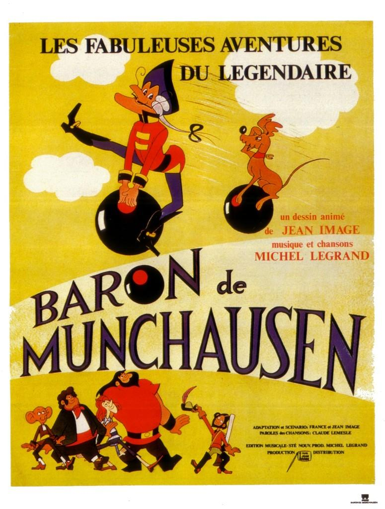 The Fabulous Adventures of Baron Munchhausen