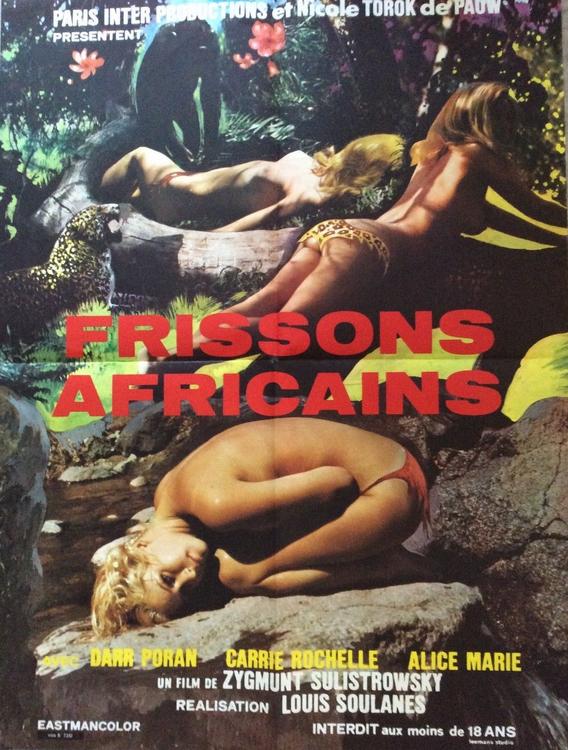 African Thrills / Jungle Erotic