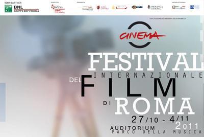 Fête du Cinéma de Rome - 2011