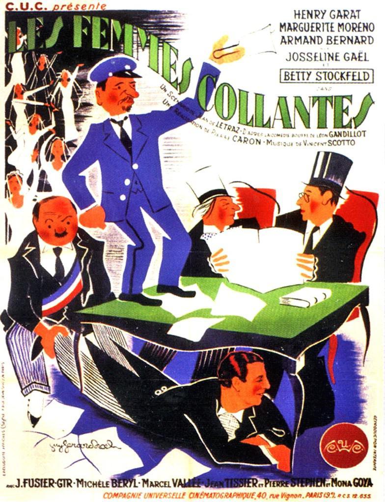 Société de Production du Film Les Femmes Collantes