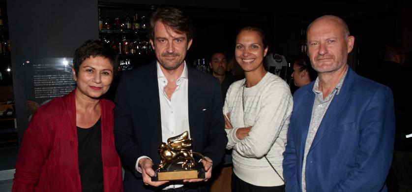 Berlin, Cannes et Venise : Grand chelem pour Celluloid Dreams - © Jean-Baptiste Le Mercier