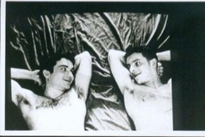 That Old Moving Dream -  Paulo et son frère de Jean-Philippe Labadie