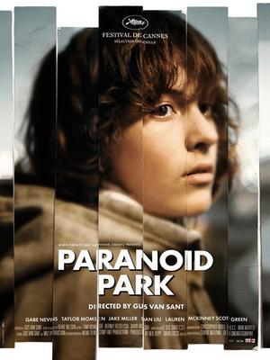 Paranoid park - Poster - France
