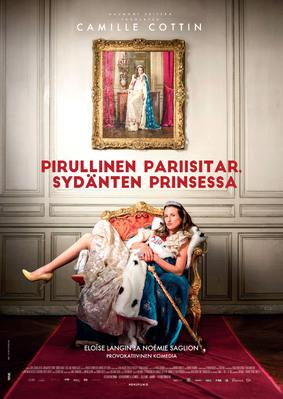 The Parisian Bitch, Princess of Hearts - Poster - Finland
