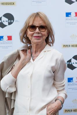 A large French delegation at the Locarno Film Festival - Bulle Ogier - © Ivana De Maria / UniFrance