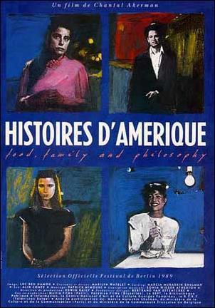 American Stories, Food, Family and Philosophy