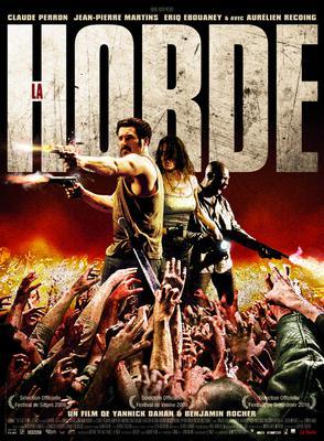 The Horde - Poster - France