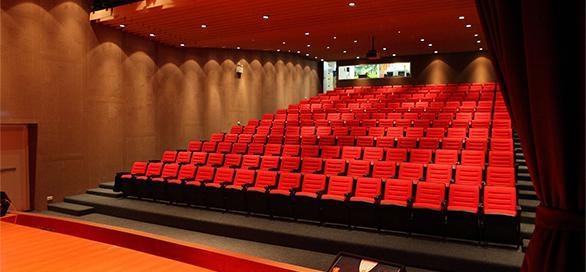 La Alianza Francesa inaugura un sala de cine digital en Bangkok