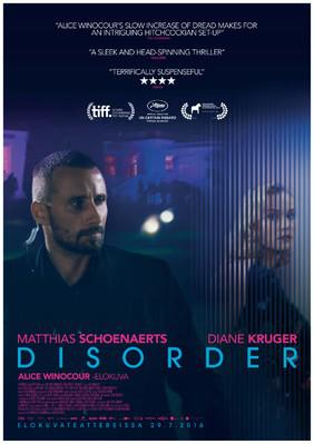 Disorder - Poster - Finland
