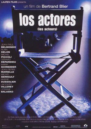 Les Acteurs - Poster - Spain