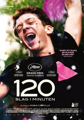 120 battements par minute - Poster - Sweden