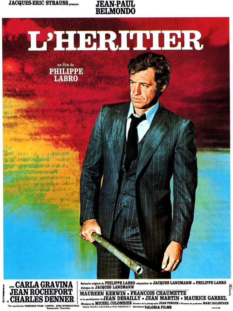El Heredero - Poster France