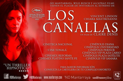 Los Canallas - Poster - Mexico