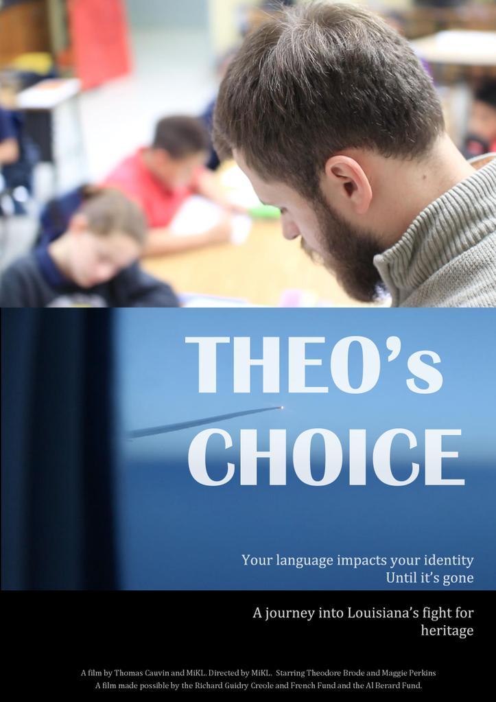 Theo's Choice (Le Choix de Théo)