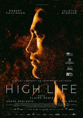 High Life - Poster - Czech Republic