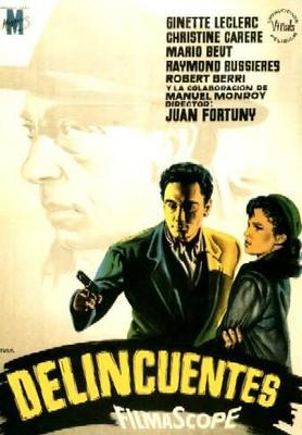 Delincuentes - Poster Espagne