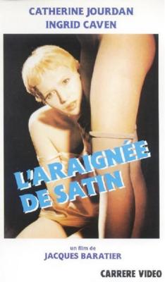 L'Araignée de satin - Jaquette VHS France