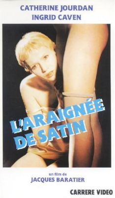 Satin Spider - Jaquette VHS France