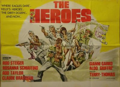 Les Enfants de choeur (Les Héros) - Poster - US