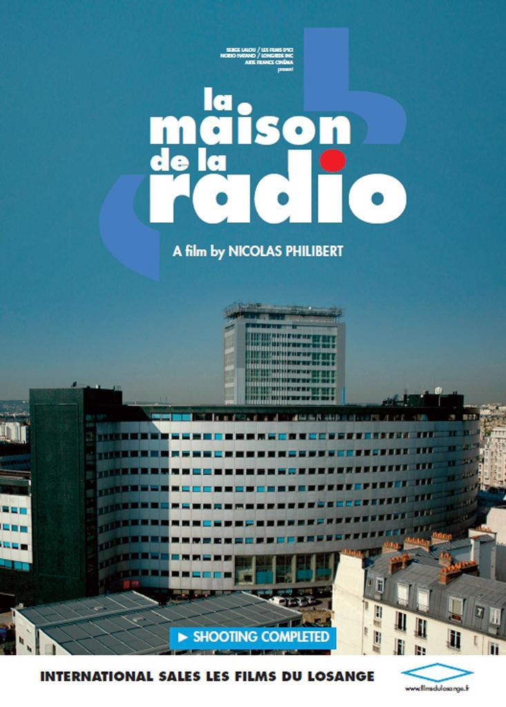 La Maison de la radio (2012) - uniFrance Films - Maison En U