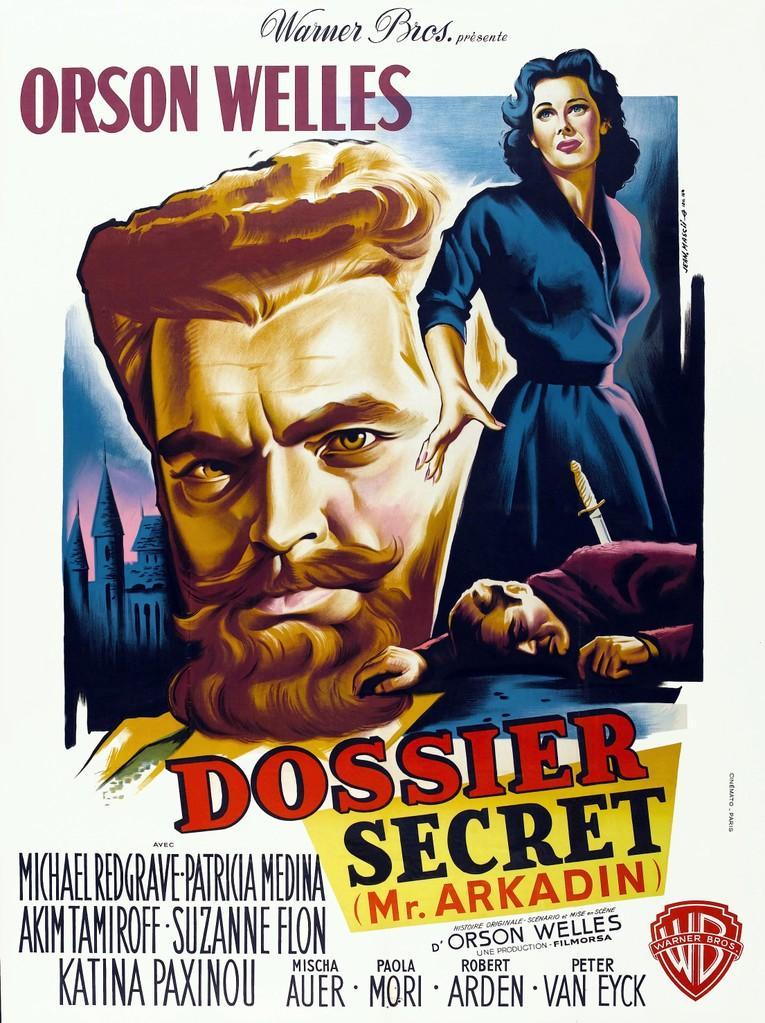 Monsieur Arkadin (Dossier secret)