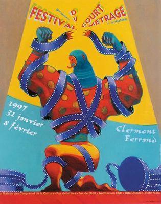 Festival Internacional de Cortometrajes de Clermont-Ferrand - 1997