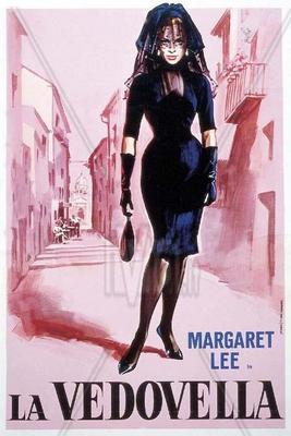 La Vedovalla - Poster Italie