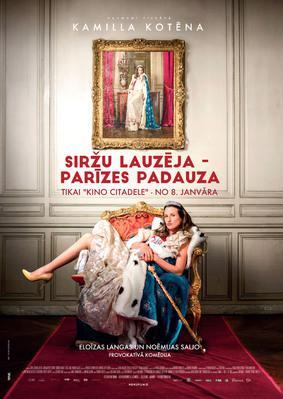 Connasse, Princesse des cœurs - Poster - Latvia