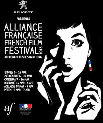 Festival de Cine Francés de la Alianza Francesa (Australia) - 2013